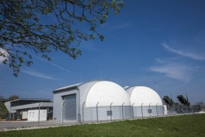 Die Test- und Referenzanlage (TuRA) PATRIOT der Fa. MBDA in Freinhausen (Quelle: Firma MBDA)